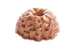 Nordic Ware Cast Aluminum Blossom Bundt Pan