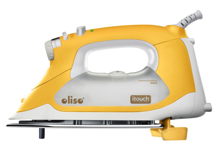 Oliso Pro 1800 Watt Smart Iron with iTouch Technology