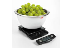 OXO Good Grips 5lb Food Scale with Pull Out Display