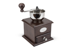 Peugeot Bresil 8.75 Inch Coffee Mill, Walnut