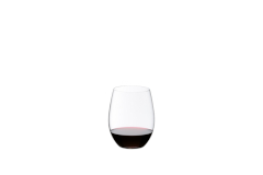 Riedel O Cabernet/Merlot Stemless Wine Glasses, Set of 6