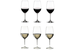 Riedel Vinum Riesling/Zinfandel Wine Glasses, Set of 6