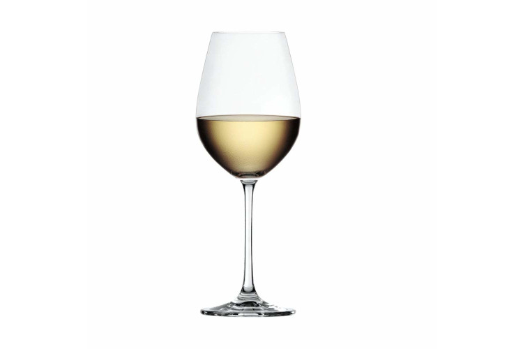 Nachtmann White Wine Glasses, Set of 4