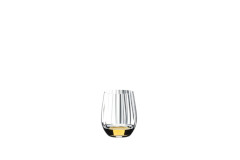 Riedel Optical O Whiskey Tumblers - Set of 2