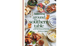 Around the Southern Table by Rebecca Lang - Signed