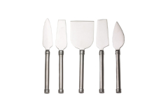 RSVP Endurance Set of 5 Cheese Knives