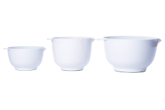 Rosti Mepal Set of 3 Mixing Bowls