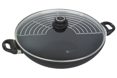 Swiss Diamond XD Classic+ Nonstick Woks With Lid