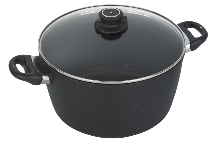Swiss Diamond Xd Classic Nonstick 8 5 Quart Stock Pot