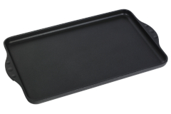 "Swiss Diamond XD Classic+ Nonstick 17""x 11"" Double Burner Griddle"