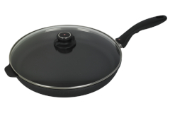 Swiss Diamond XD Classic+ Nonstick Fry Pans With Lid