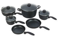 Swiss Diamond XD Classic+ Nonstick 10-Piece Cookware Set