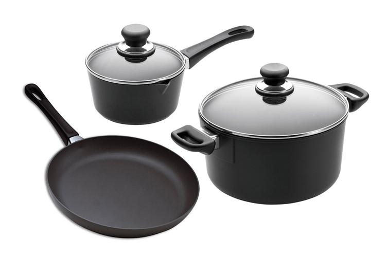 Scanpan Classic Nonstick 5-Piece Cookware Set