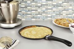 """Scanpan Classic Nonstick Cast Aluminum 10"""" Crepe Pan"""