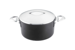 Scanpan Professional Nonstick 7 Quart Dutch Oven with Steel Lid