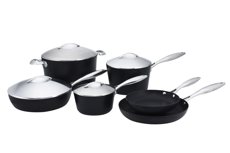 Scanpan Professional Nonstick 10-Piece Cookware Set