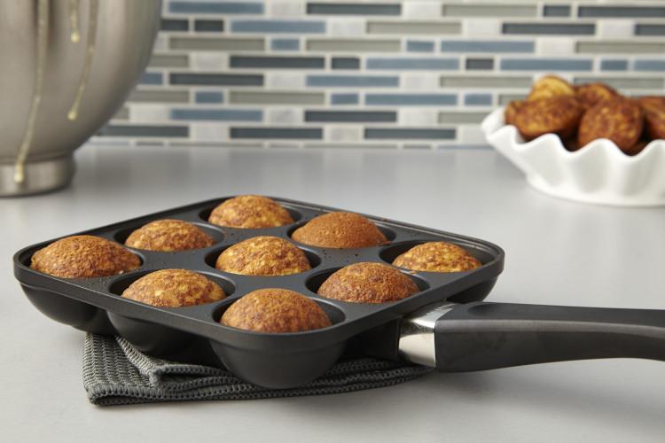 Scanpan Classic Nonstick Puff Dumpling Pan