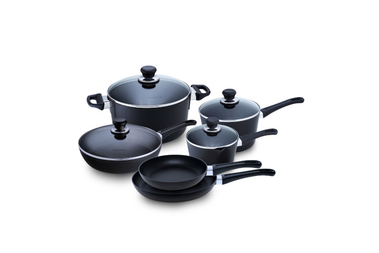 Scanpan Classic Induction 10-Piece Nonstick Cookware Set
