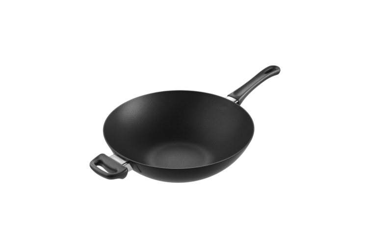 "Scanpan Classic Induction 12.5"" Nonstick Wok"