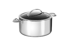 Scanpan Haptiq STRATANIUM+ Nonstick 7.5 Quart Dutch Oven
