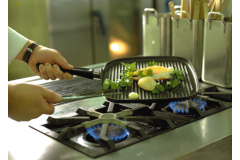Scanpan Classic Nonstick 10.5 Inch Square Grill Pan