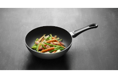 "Scanpan Classic Nonstick 9.5"" Stir Fry Pan"