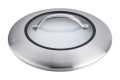 Scanpan CTX Steel Glass Lids