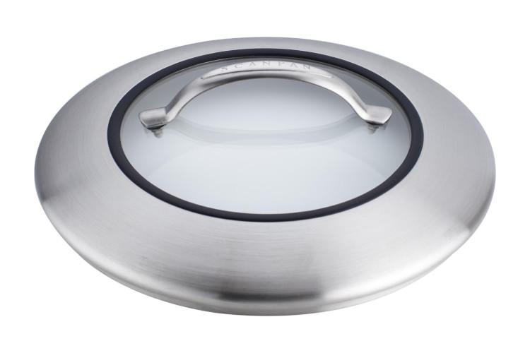 Scanpan CTX Steel Glass Lids