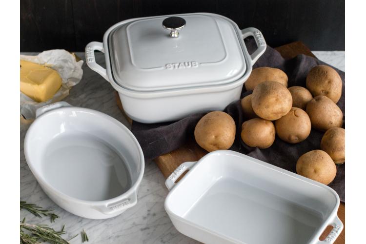 Staub Ceramics 4-Piece Baking Sets