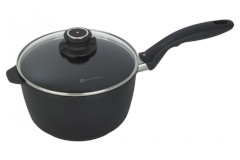 Swiss Diamond XD Classic+ Nonstick Saucepans with Lid