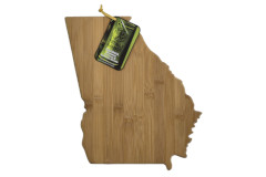 Totally Bamboo Georgia (shaped) Cutting Board
