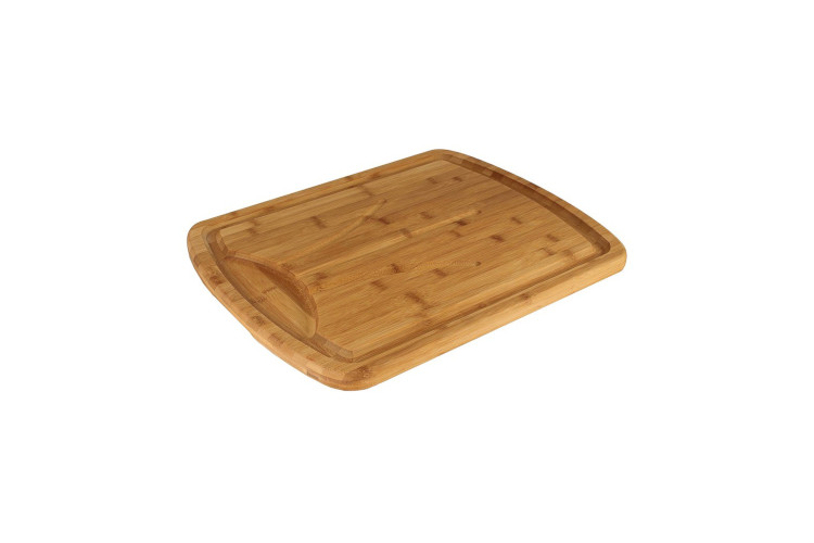 "Totally Bamboo 20"" x 16"" x 1"" Carver Cutting Board"