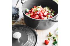 Greenpan SimmerLite 5.5 Quart Ceramic Nonstick Cast Aluminum Dutch Oven