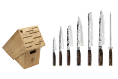 Shun Premier 8-Piece Knife Block Set