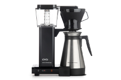 Technivorm Moccamaster Manual-Adjust Drip-Stop Coffee Maker - Black