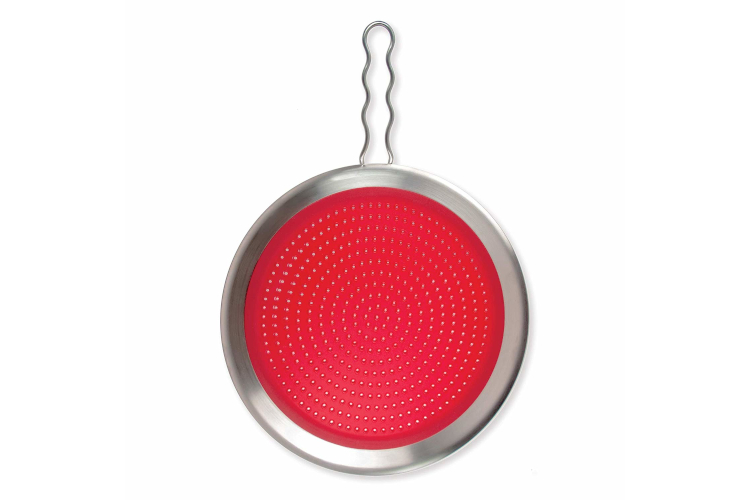Tovolo Silicone Splatter Screen Red