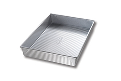 "USA Pan  9"" x 13"" Rectangular Cake Pan"
