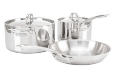 Viking 3-Ply 5-Piece Cookware Starter Set