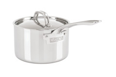 Viking 3-Ply Stainless Steel Sauce Pans