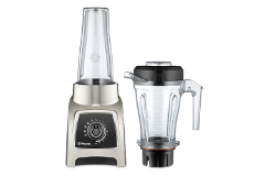 Vitamix S-Series S55 Brushed Stainless Personal Blender