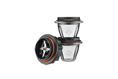 Vitamix Accent 3-Piece Blending Bowl Starter Kit