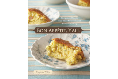 Bon Appetit Y'All  by Virginia Willis (Autographed)