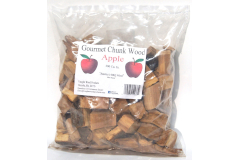 Vaughn Wood Products Gourmet Apple Wood Chunks