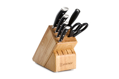 Wusthof Classic Ikon 7-Piece Knife Block Set