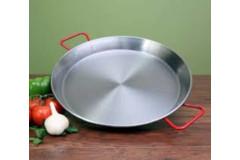 Yaya Imports Polished Steel Paella Pans