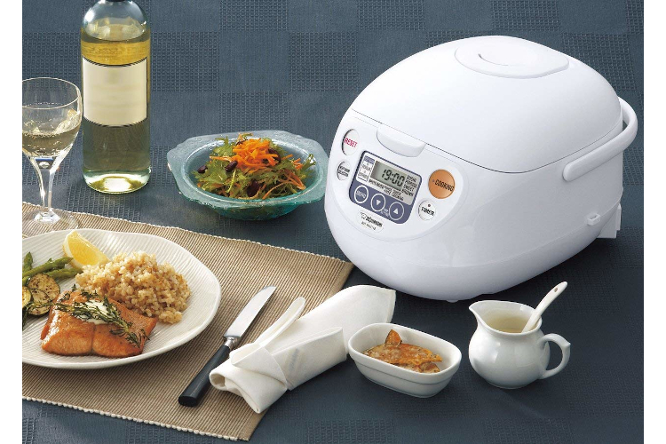 Zojirushi Micom 5.5 Cup Rice Cooker & Warmer