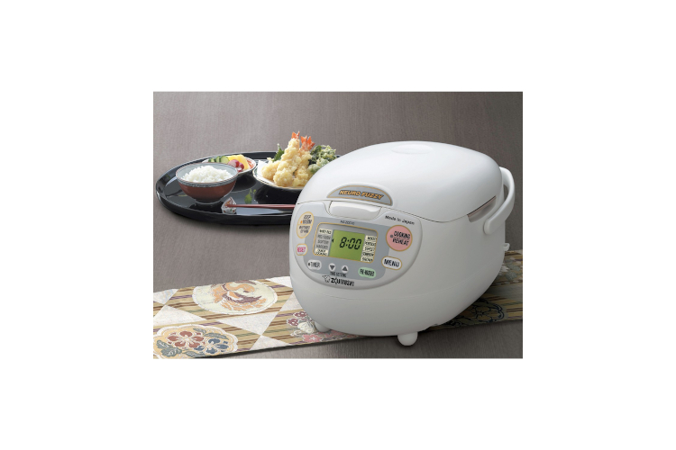 Zojirushi Neuro Fuzzy® 5.5 Cup Rice Cooker & Warmer
