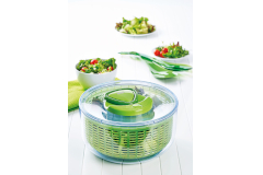 Zyliss Smart Touch Salad Spinner (Green)