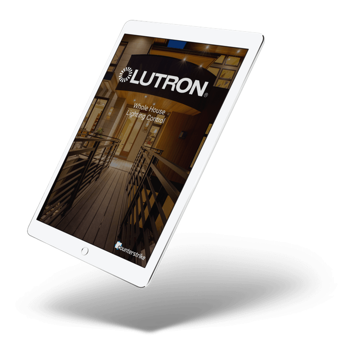 Lutron Lighting Control System - Cape Coral, Fort Myers, Naples