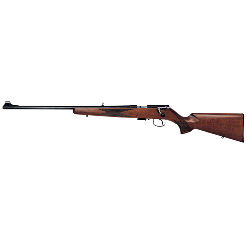 Left Handed AHG 1416 DKL Walnut Classic Rifle
